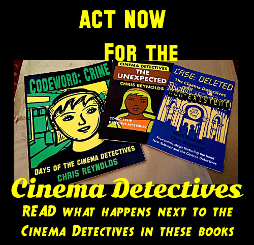 Act Now for the Cinema Detectives!