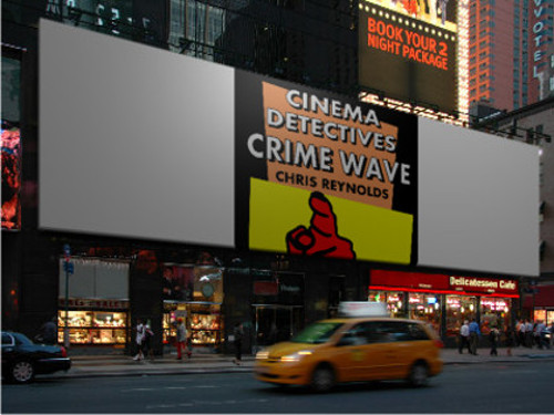 Crimewave Billboard